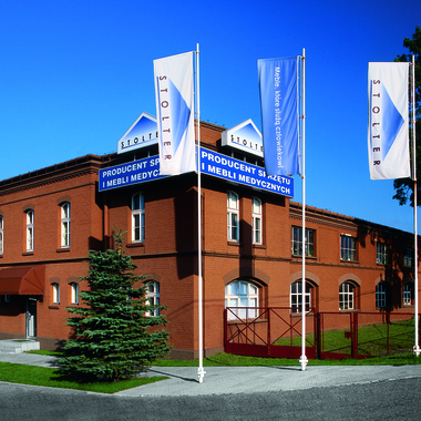 Takeover of the Famed company in Poland. A production and sales site is established in the northern Polish city of Stolno.