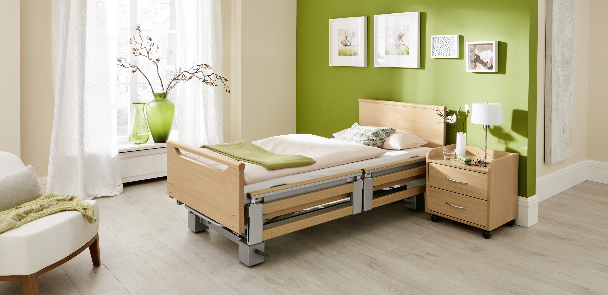 Care beds